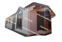 casas moviles de madera
